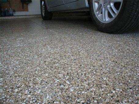 Reed Stucco - Epoxy Floor Coatings - Commmercial Concrete Floor Coatings - Portland Oregon OR - Vancouver Washington WA